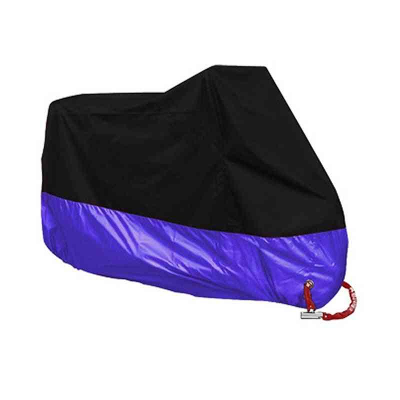 Universal Outdoor Protector Waterproof Bike Rain Dustproof Motor Scooter Cover