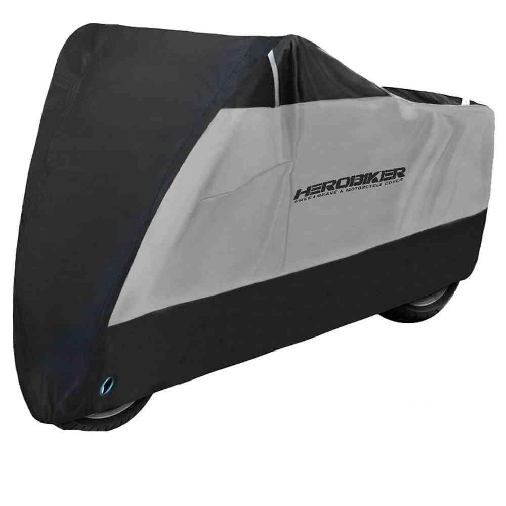 Waterproof  Uv Protector Dustproof Motorbike Moto Scooter Cover
