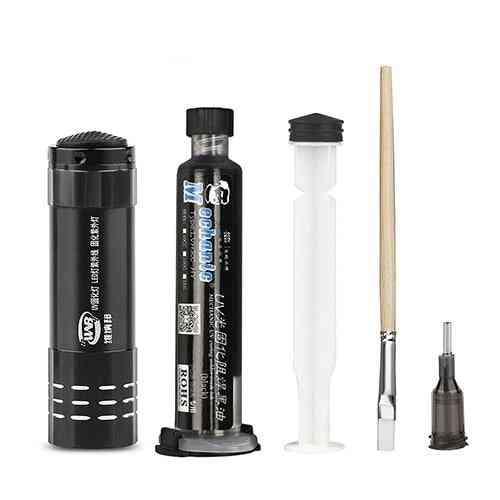 Mechanic Uv Solder Mask Ink, Motherboard Paint Welding Prevent Corrosive Arcing