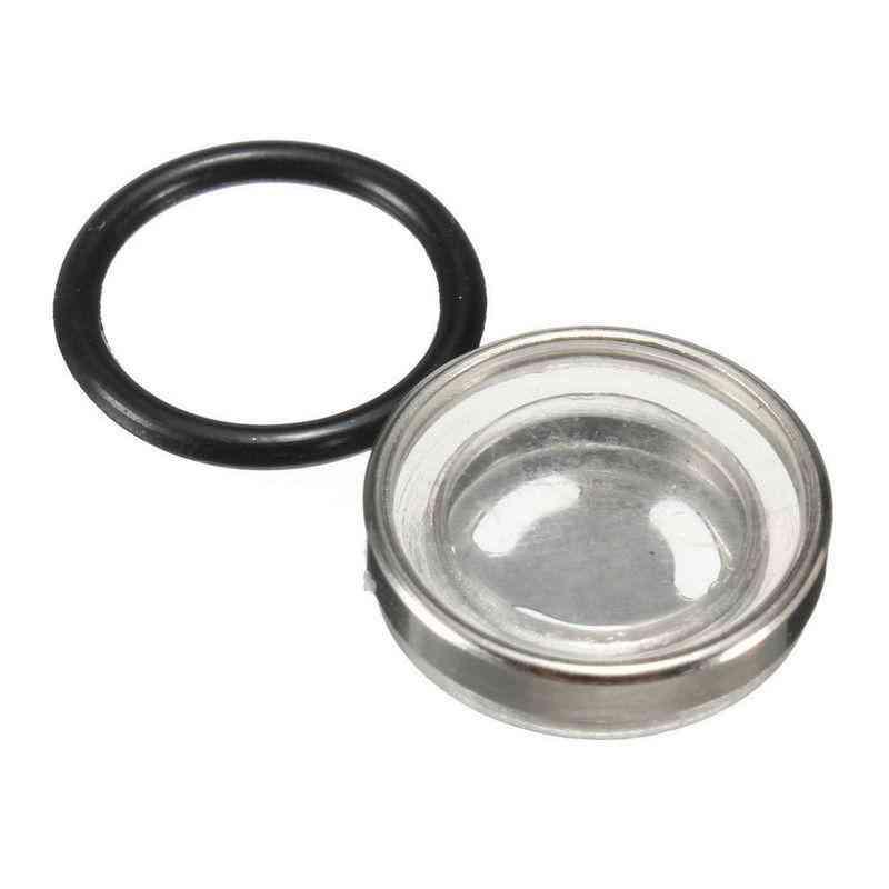 Master Brake Cylinder Reservoir Sight Glass Motorcycle Dirt Bike & Gasket