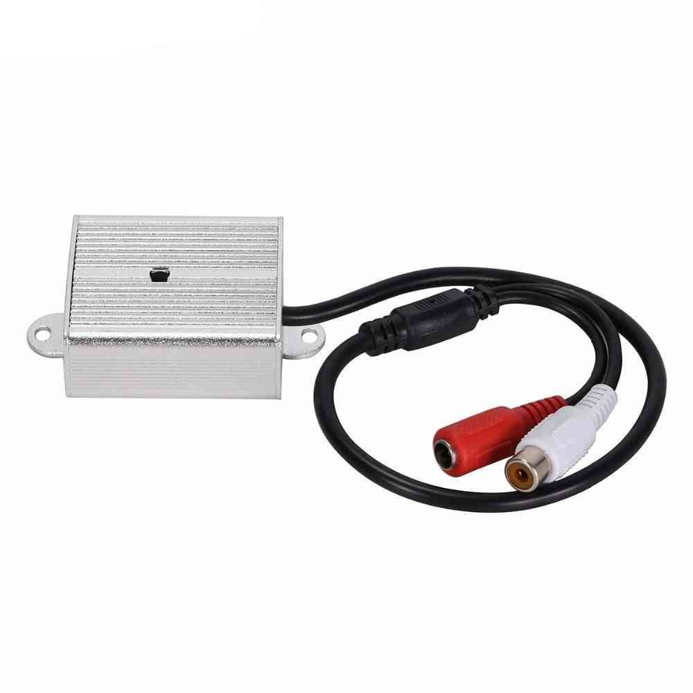 Microphone Pick-up Sound Monitor Audio Monitoring Device