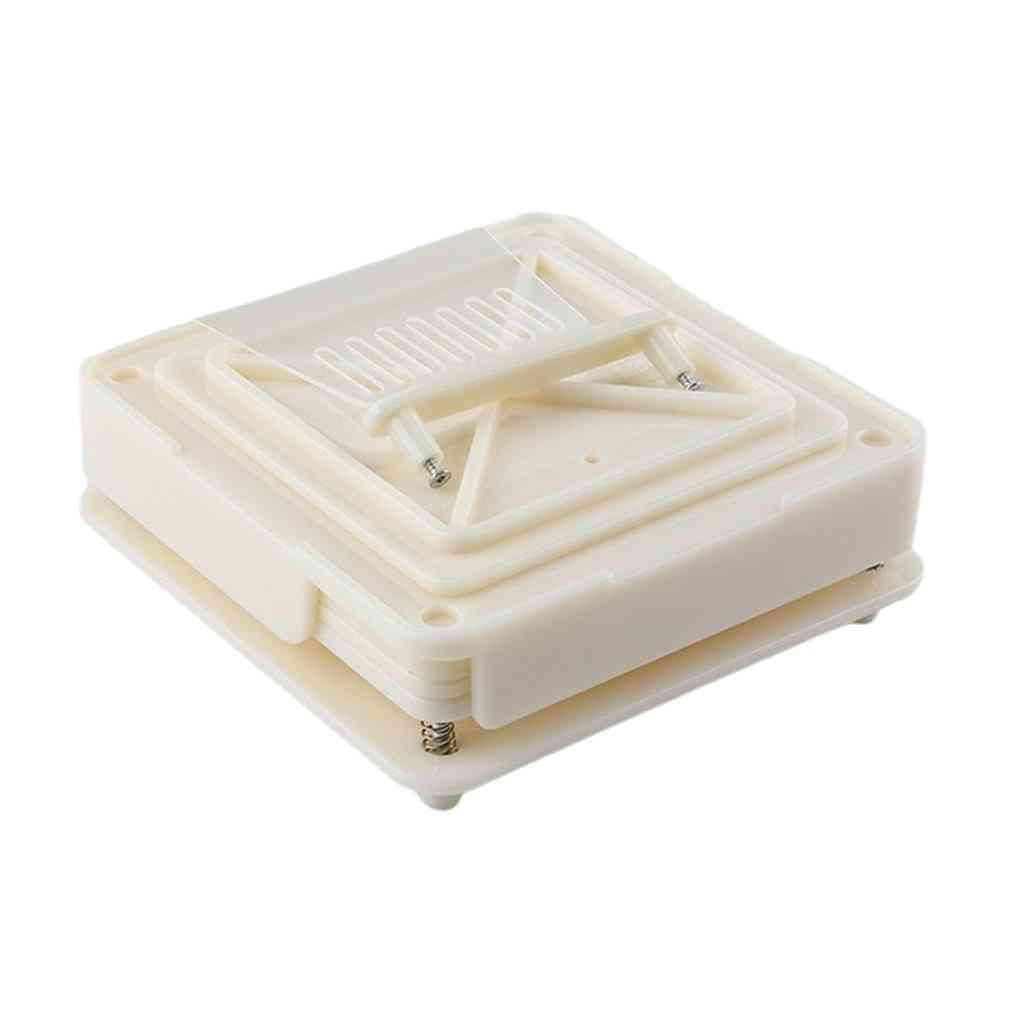 100 Holes Board Capsule Filling Machine Flare Encapsulator Pharmaceutical Food Grade Tool