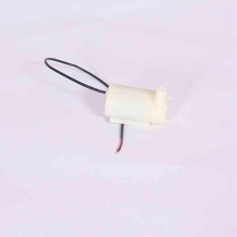 Mini Submersible Water Pump 5v To 12v Dc, 3l/min Water Pumps Replacement Parts