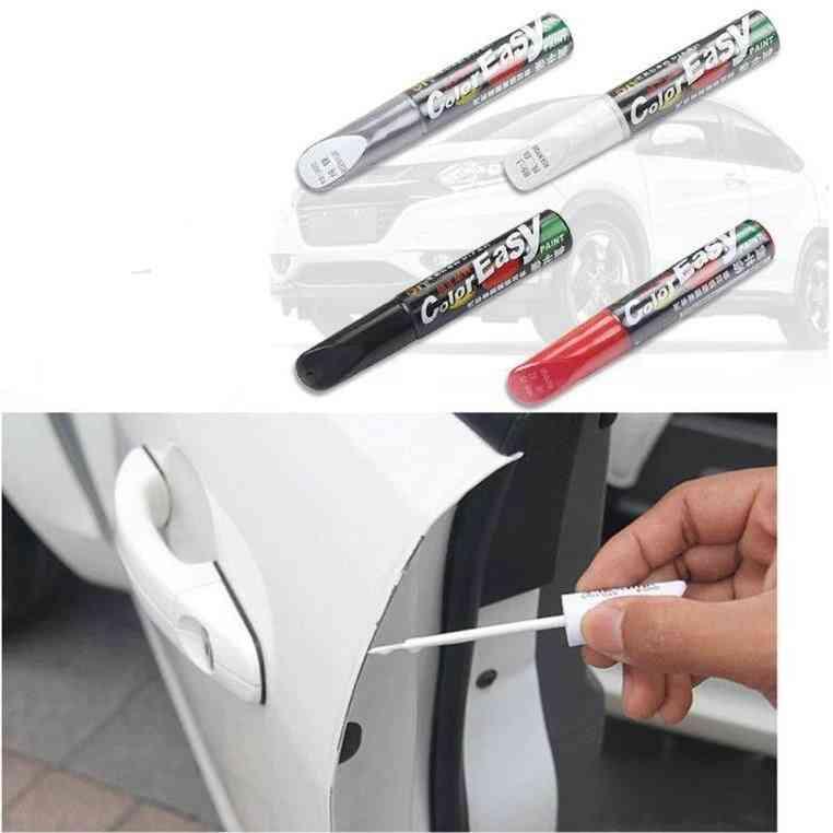 Car Color Paint Repair Scratch Remover, Color Pro Mending Scratch Paint Pen /clear Paint Care
