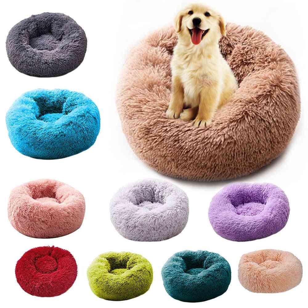 Super Soft Washable- Long Plush House Velvet, Mats Sofa For Dog, Pet Bed