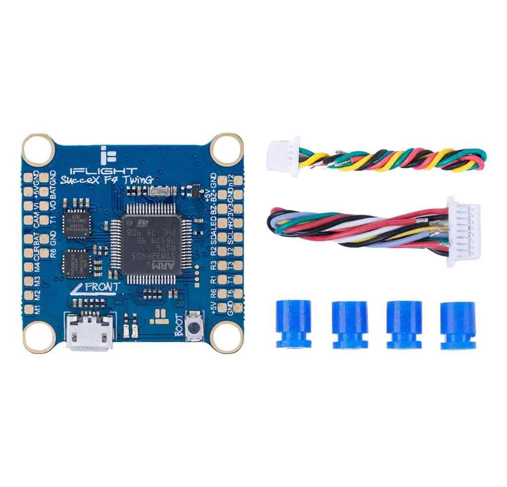 V2.1 Twing Flight Controller, Dual Icm20689 For Fpv Rc Drone