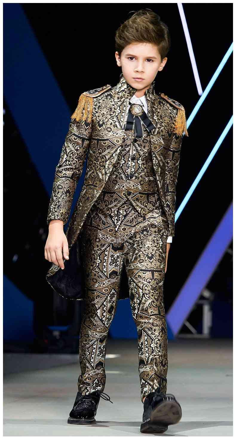 Communion Stamping  Suit