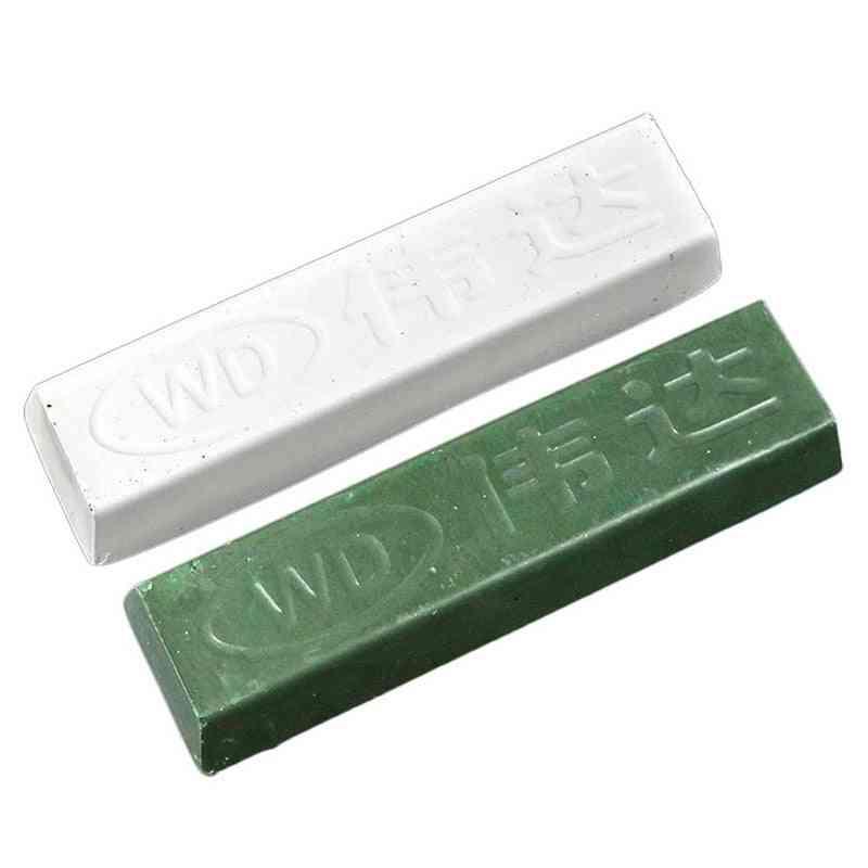 Abrasive Metals Buffing Compound Green Polishing Paste Buff