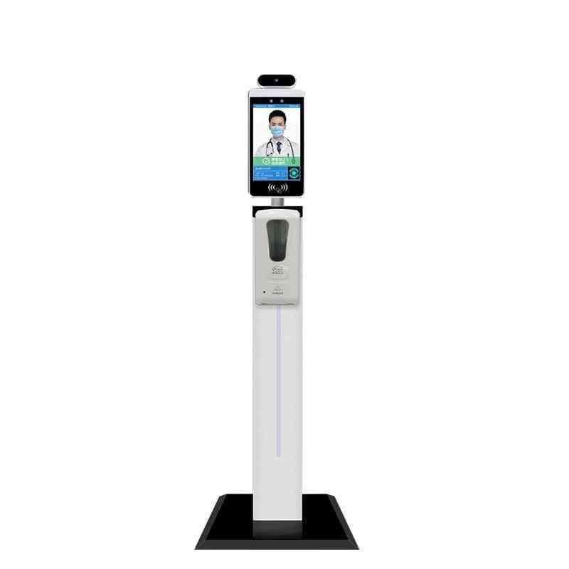 Face Recognition, Non-contact, Temperature Measuring Machine