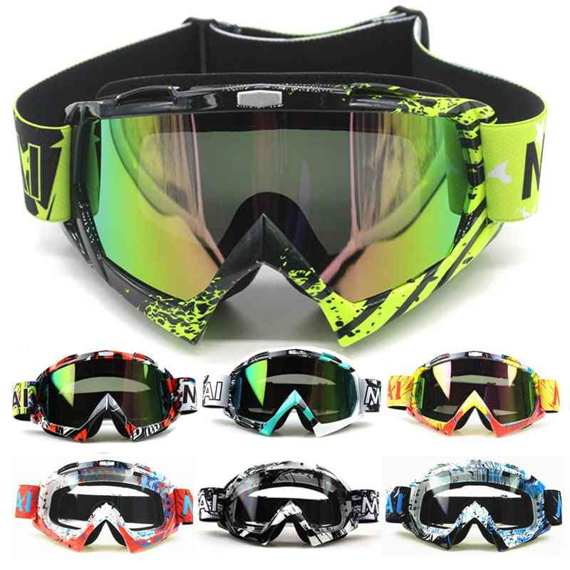 Multifunction Motorcycle Goggles