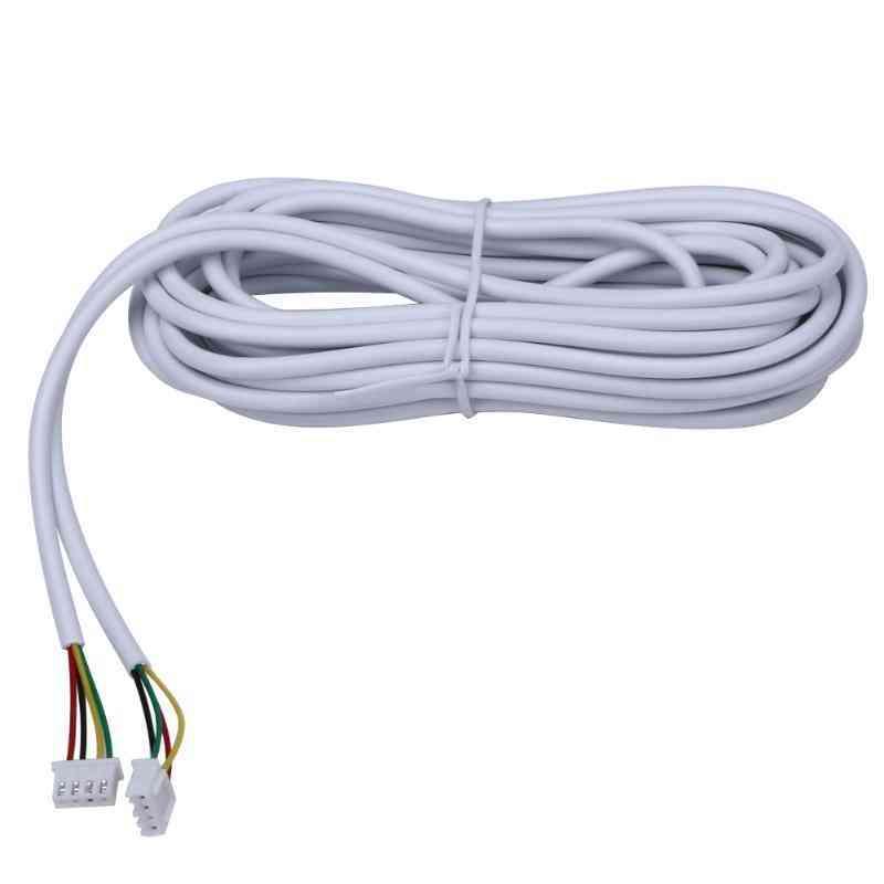 Wire Copper Line For Video Intercom & Door Phone Doorbell, Wired Intercom Cable