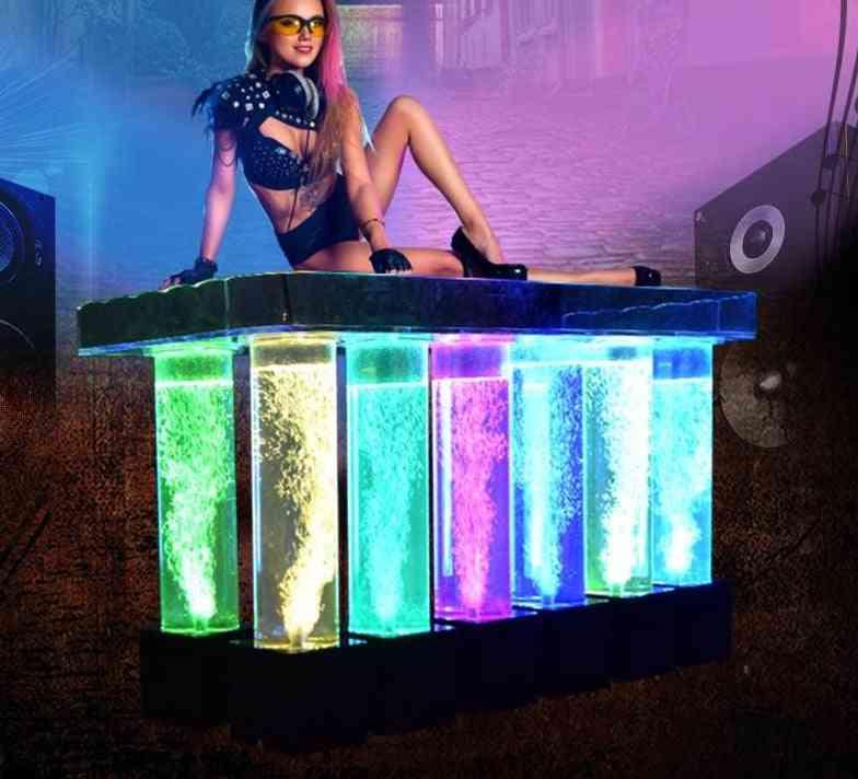 Dj Light With Lights Led Acrylic Table Bar