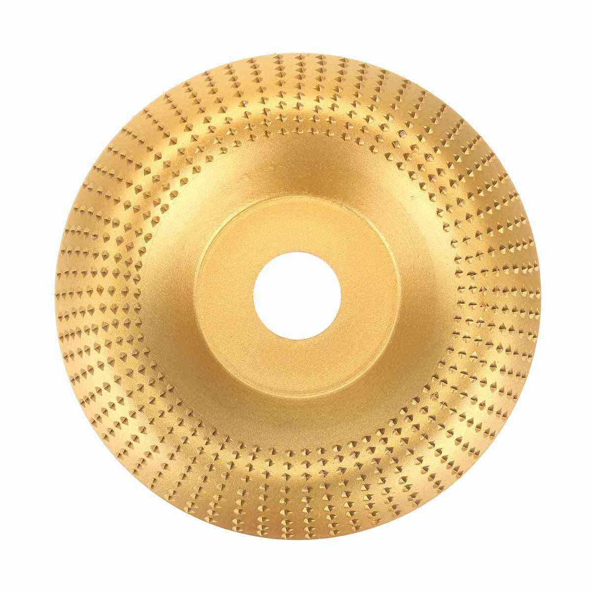 Wood Shaping Disc, Angle Grinding Wheel