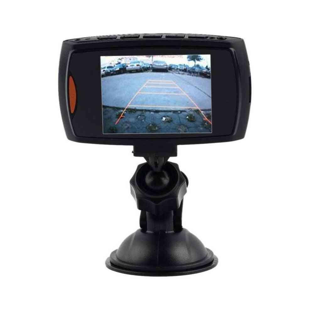 Dash Cam G-sensor Ir Night Vision Camera For Car