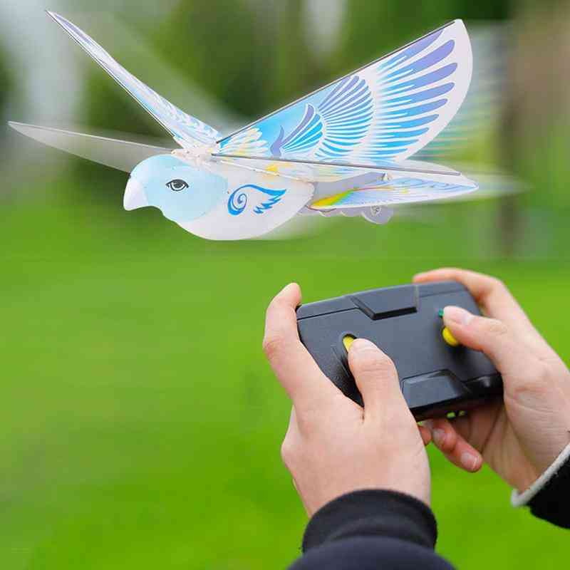 Rc Swallow Flying Bird Remote Control Electronic Mini Drone Toy