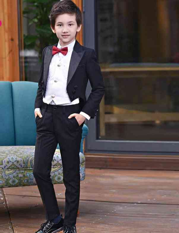 Three-piece Formal, Prom Suit For