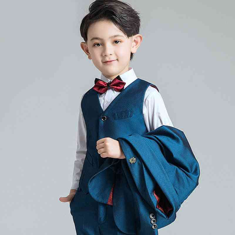 Children Wedding Suit For, Costume, Blazer