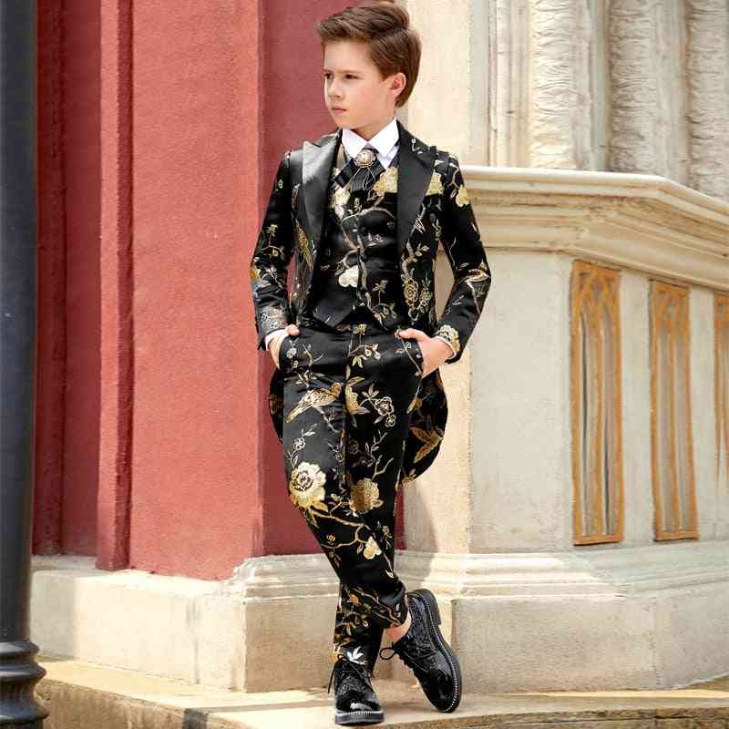 Fashion Kid Wedding Suits, 's Clothes