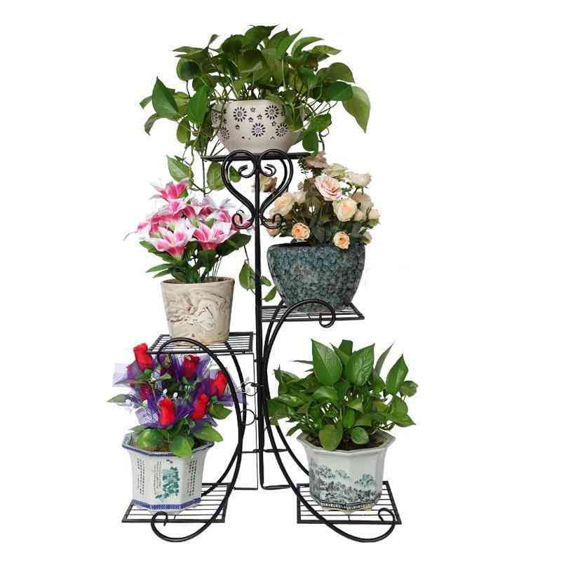 Green Flower, Stand Rack