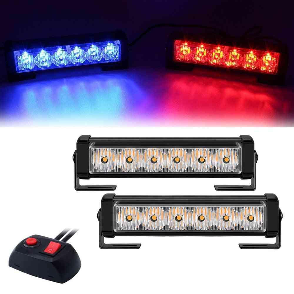 Led Traffic Signal Emergency, Warning Flashing Light