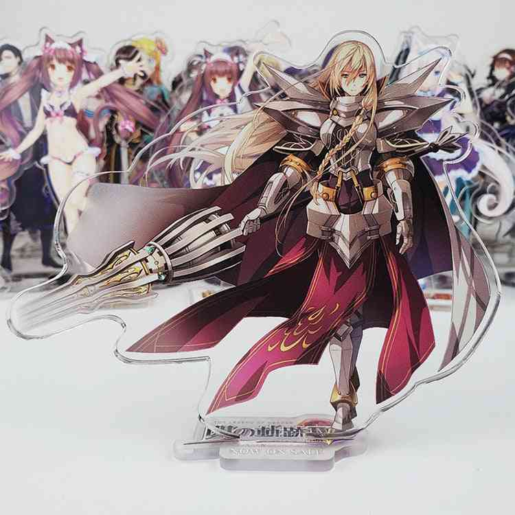 Trails Cold, Steel Iv Ryan Repair, Cosplay Stand Figure, Acrylic Desk Decoration