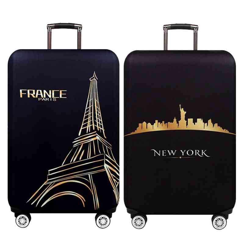 Thicken Luggage Protective Trolley Baggage Travel Bag Covers,