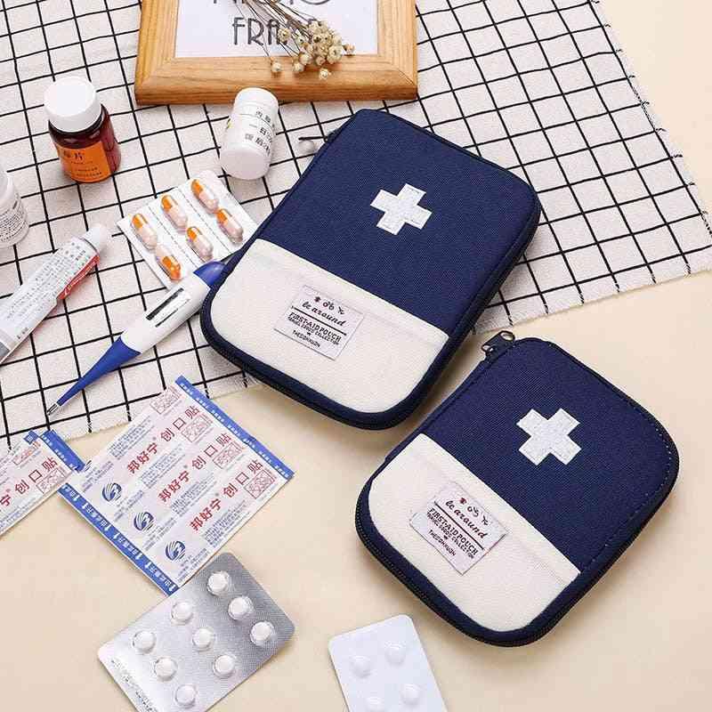 Portable Function First Aid, Emergency Drug, Medicine Bag