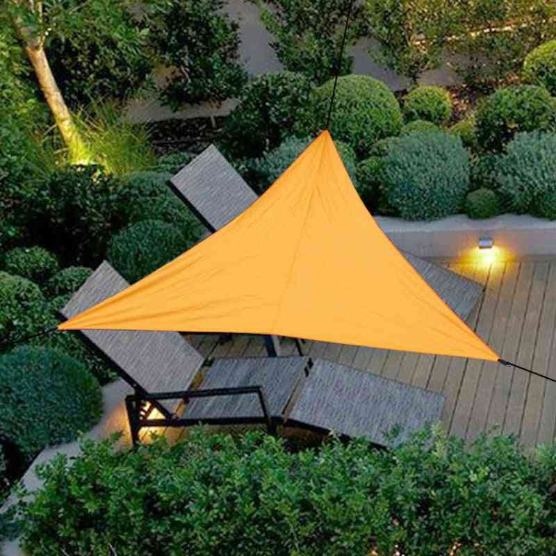 Uv Protection Triangle Canopy Tent