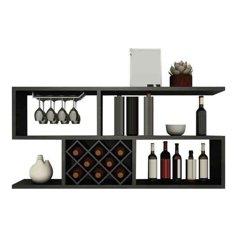 Commercial Shelf Bar, Furniture Wine Cabinet