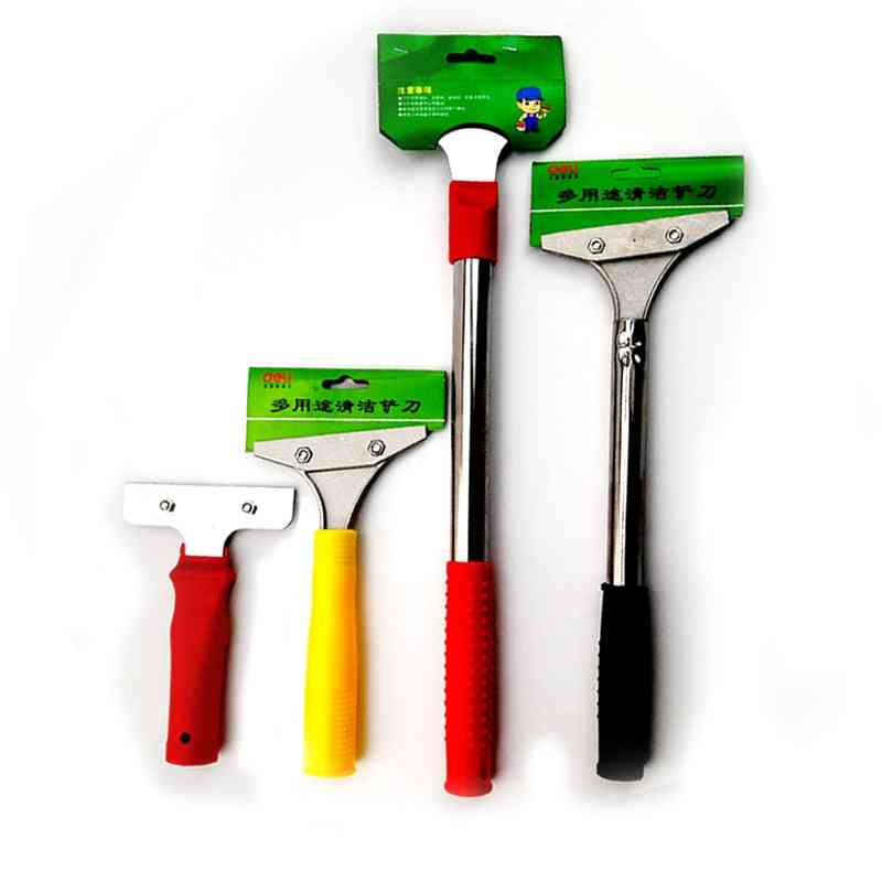 Portable Cleaning Shovel Knife With Blades Practical, Floor Cleaner Hand Tools
