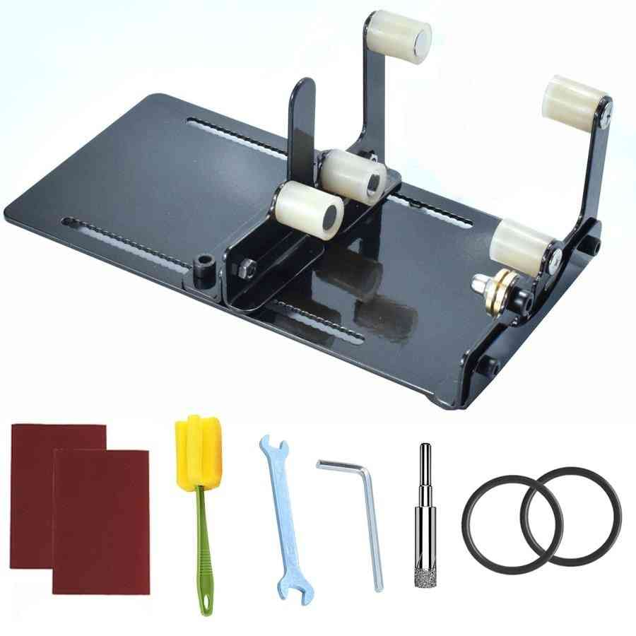 Glass Bottle Cutter Cutting Thickness Aluminum Alloy Better Cutting Control Tool