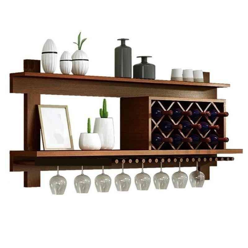 Mueble Bar Shelf / Wine Cabinet