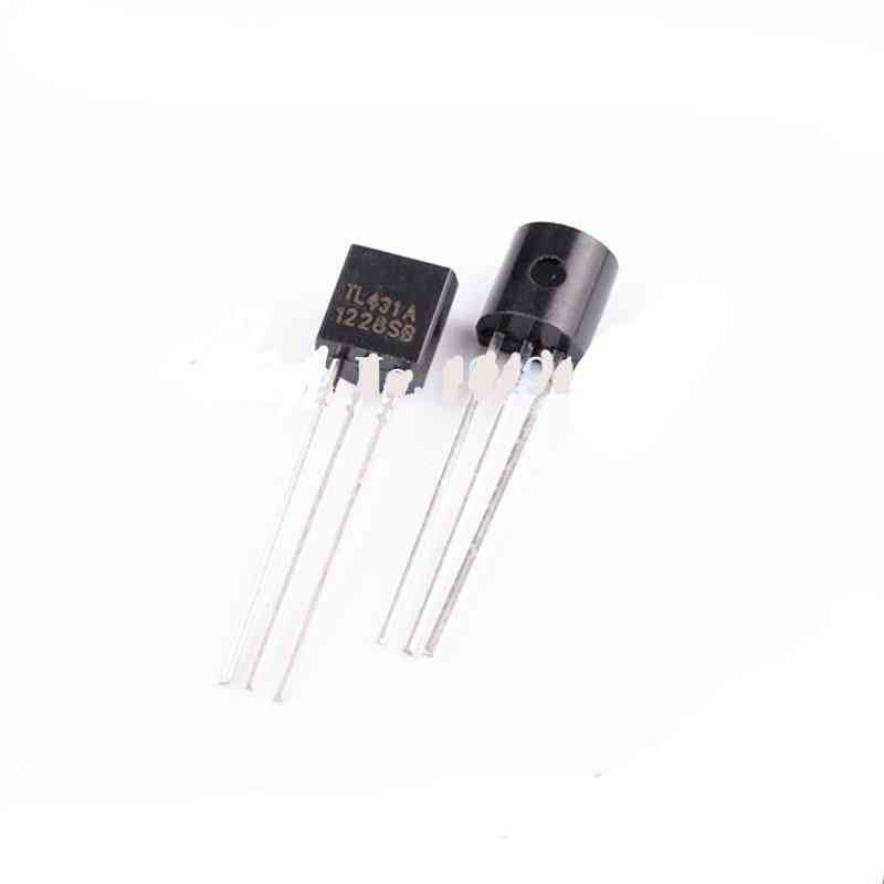 Electronic- Tl431/ Tl431a/ To-92 Regulator, Tube Triode