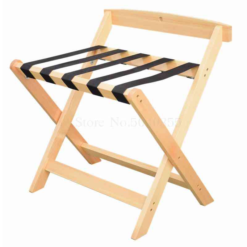 Hotel Furniture Bedroom Floor Folding Luggage Rack
