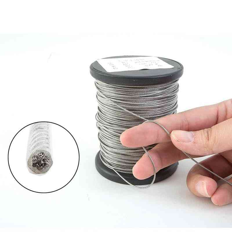 Pvc Coated Cable Stainless Steel Rope Clothes Line