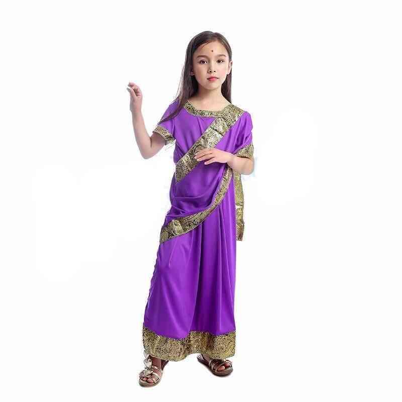 Saree Bollywood Traditional Clothes