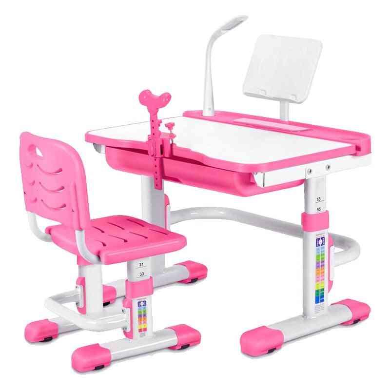 Metal Chaise Desk Chair