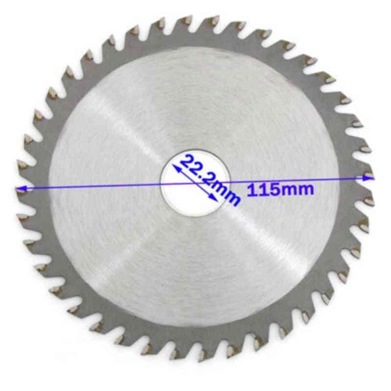 Circular Saw Blade, Wood Cutting Disc For Metal Chipboard Cutter