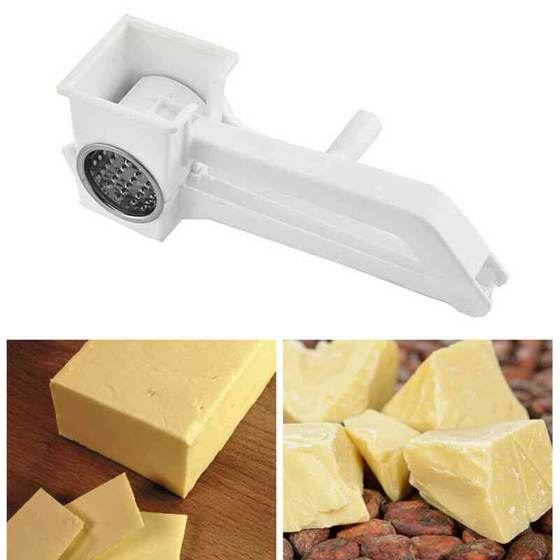 Cheese Grater Rotary, Ginger, Nuts, Chocolate, Cutter