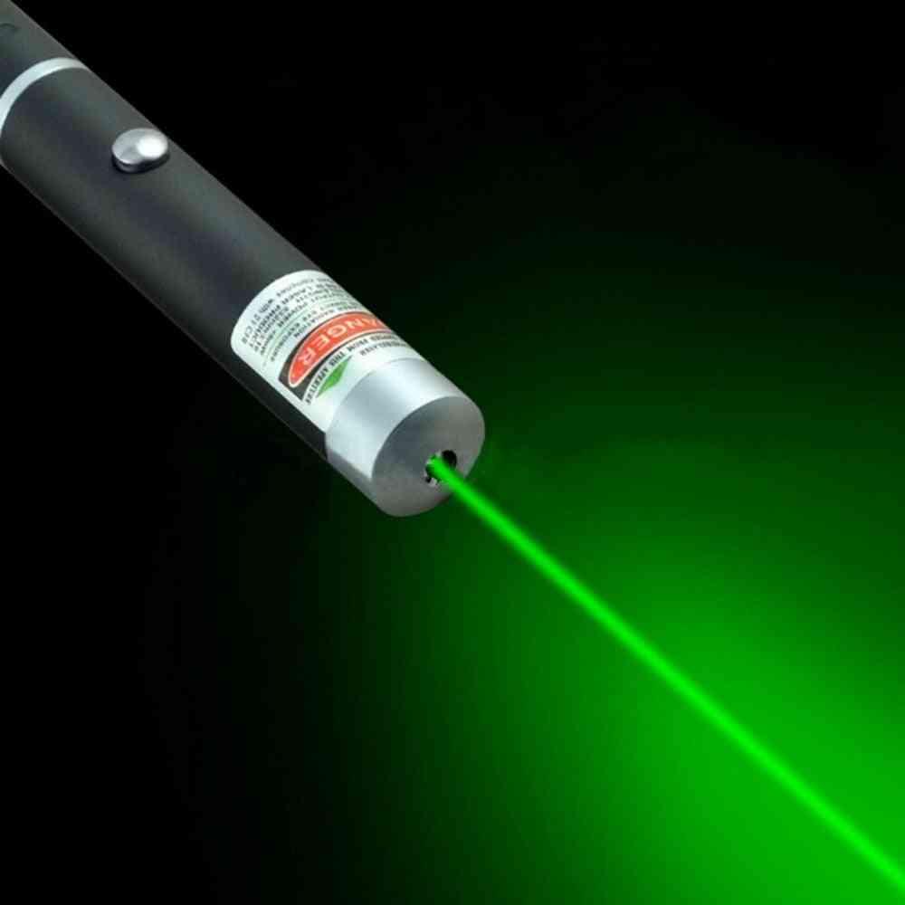 Green Pointer- Powerful Laser Pen