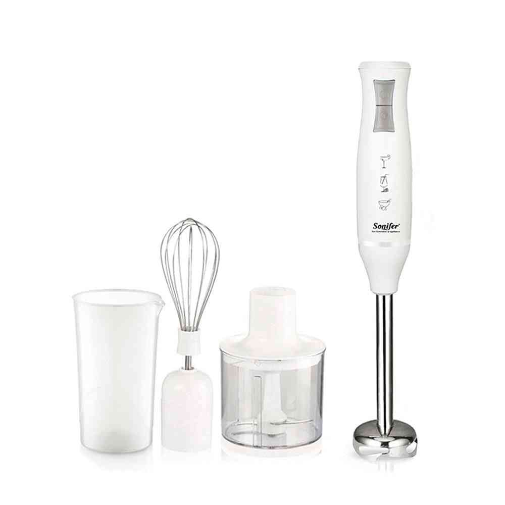 Electric Blender 4 In 1 Food Mixer