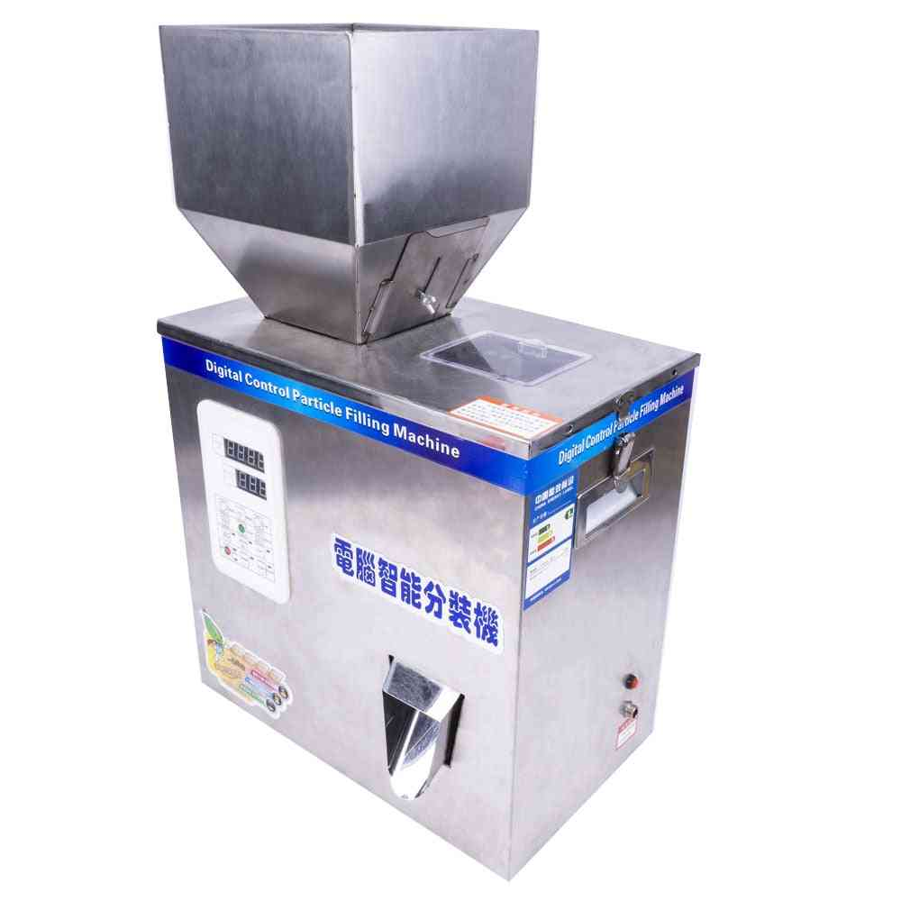 Automatic Metering- Weighing Filling Machine
