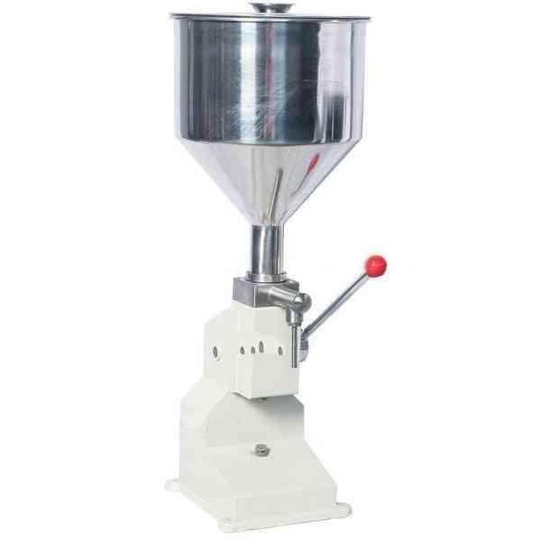 Manual Food Filling Machine