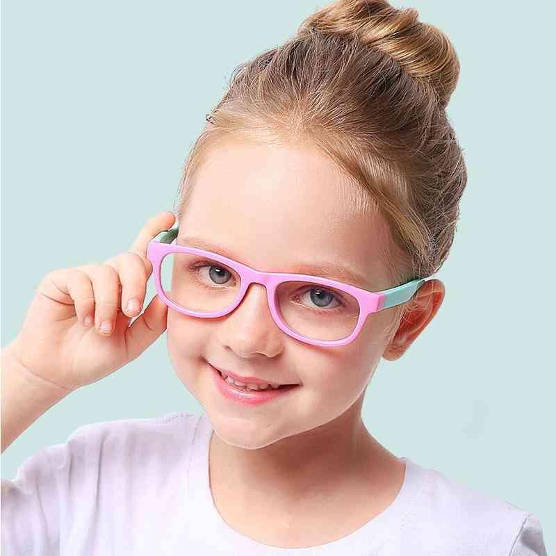 Blue Anti Reflective Sunglasses For