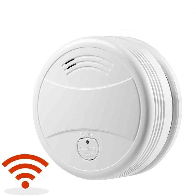 Smoke Detector Sensor, Fire Alarm For Home Security System