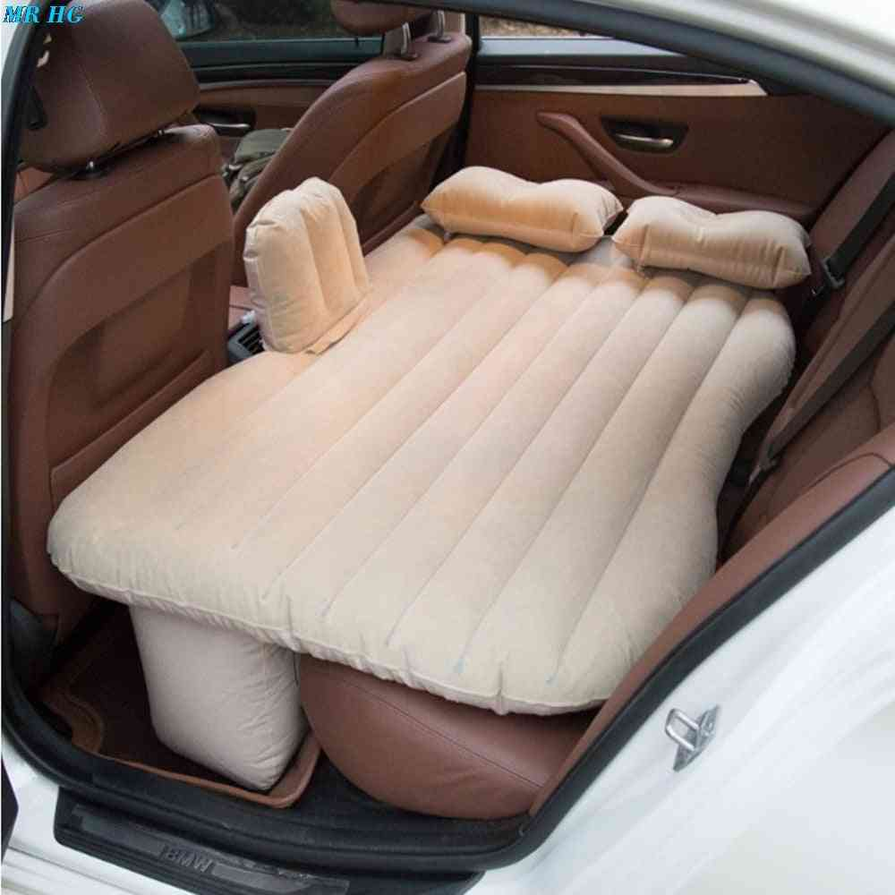 Multi-functional Car Inflatable, Air Mattress Bed
