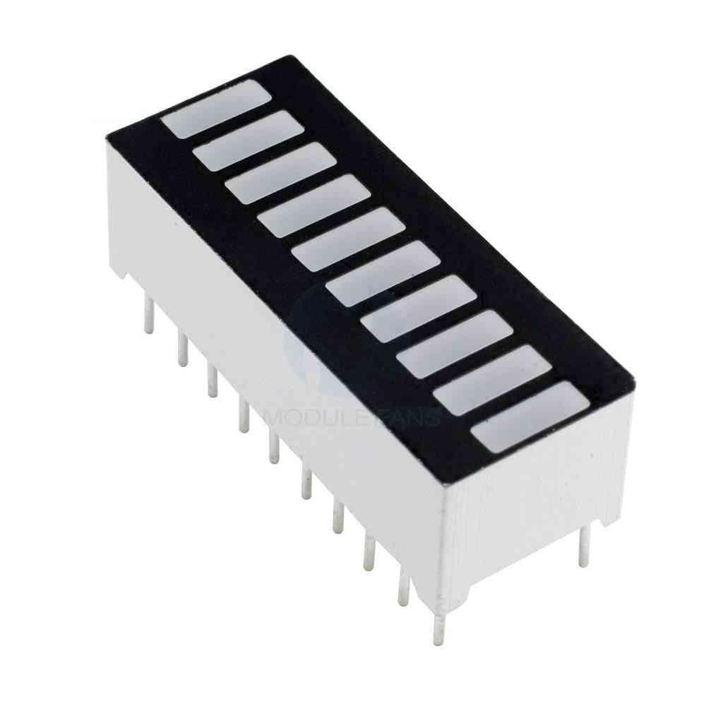 Segment Light Bar Graph, Ultra Bright, Led Display Module