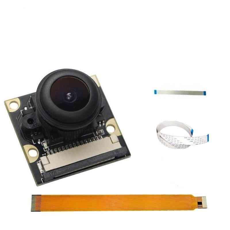 Pi Camera Module- Wide Angle, Fisheye 160 +night Vision, Surveillance Lenses