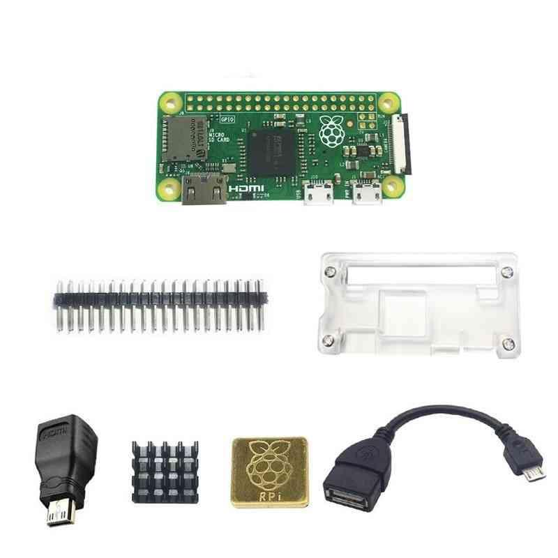 Raspberry Pi Zero, Case Heat Sink, Otg Hdmi