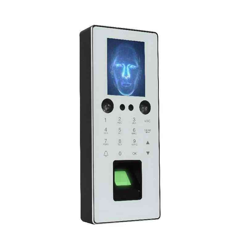 Dual-hd Face Recognition, Biometric System, Tcp/ip Access Recorder Door Lock